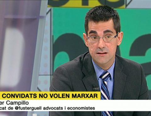 Javier Campillo TV3